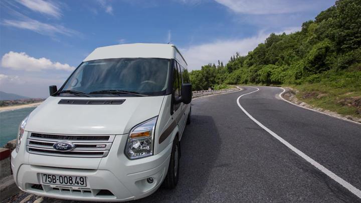 Thuê xe ô tô từ Huế đi Đà Nẵng